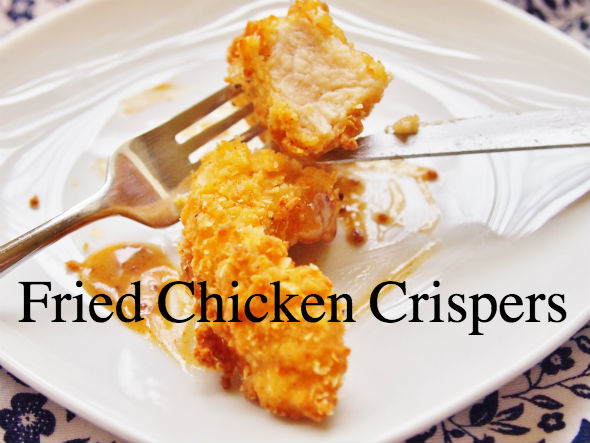Fried Chicken Crispers