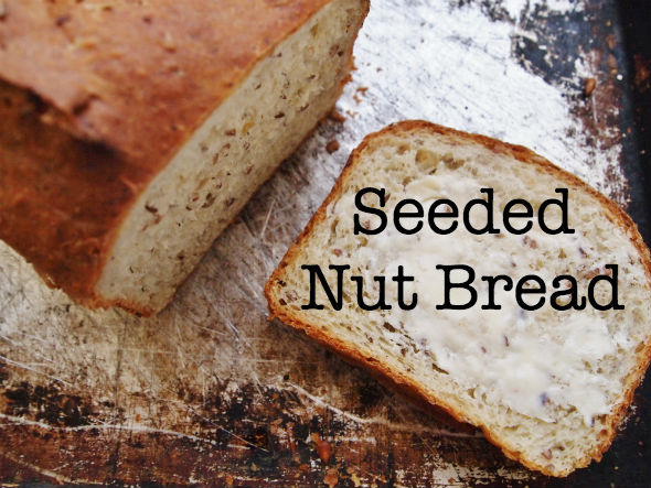 Seeded Nut Bread